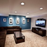 13 Basement Paint Colors that Really Can't Go Wrong