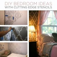 easy room makeover ideas | DIY Bedroom Ideas with Cutting ...
