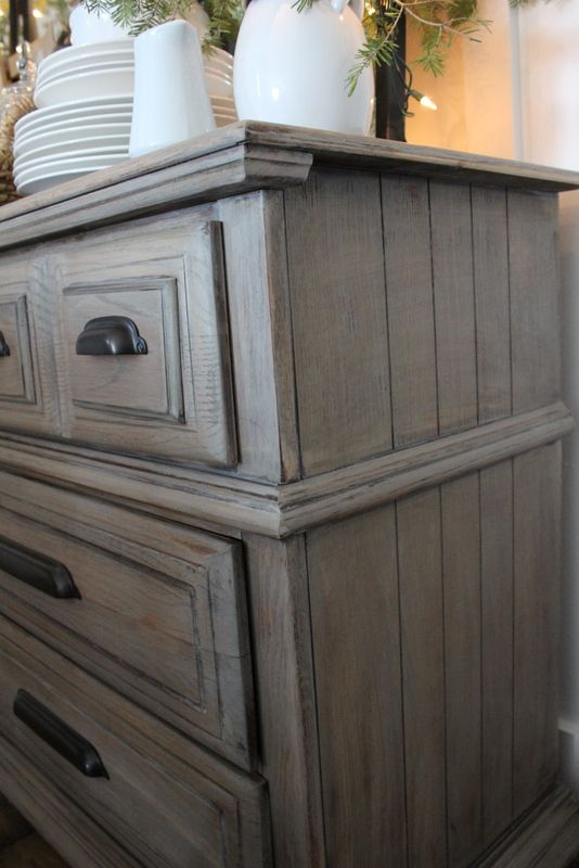 Driftwood Gray paintstain color Easy and complete