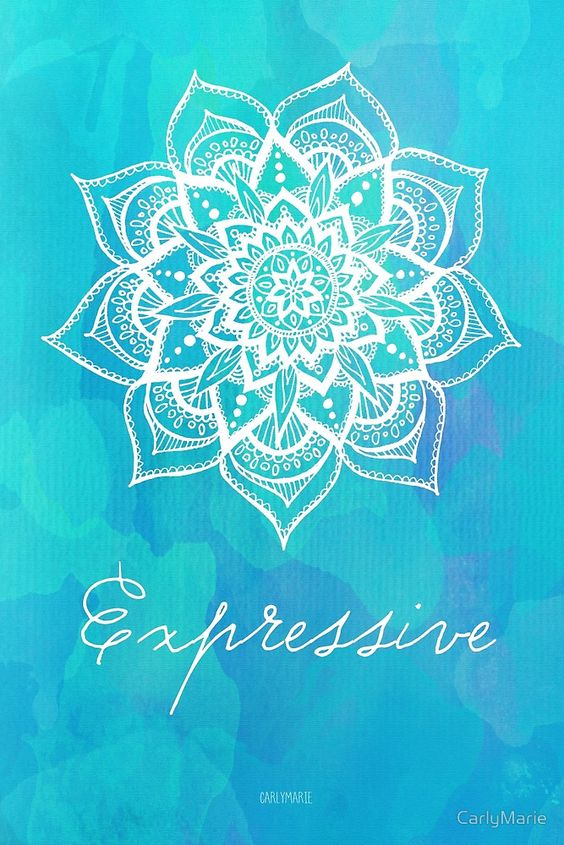 Throat Chakra  Expressive by CarlyMarie  Affirmations