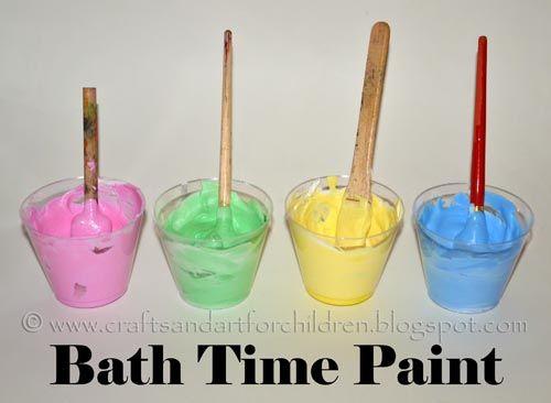 Bathtub Paint Recipe 28 Images Paint Bath Paint And