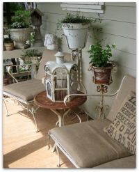 SHABBY CHIC PORCH | The Front Porch | Pinterest ...