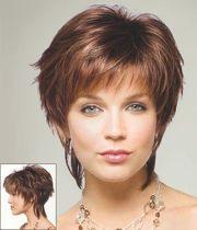short layered hairstyles women's