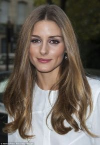 Olivia Palermo dresses down at Paris Fashion Week | Brown ...