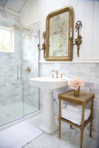 Pedestal sink, Pedestal and Traditional bathroom on Pinterest