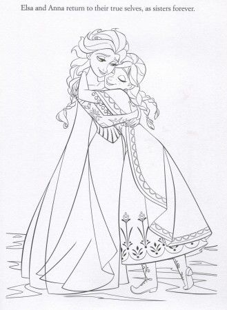 Disney, Frozen coloring pages and Disney frozen on Pinterest