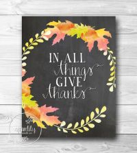 Thanksgiving, Wall art prints and Art prints on Pinterest