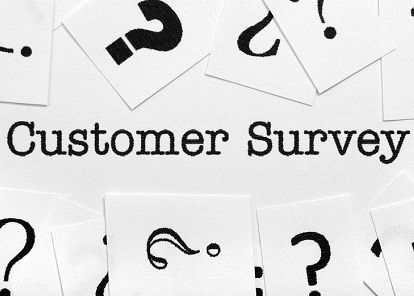 Most of us find it a hassle to fill in customer surveys