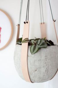 Plant hangers, Pot hanger and Hanging planters on Pinterest