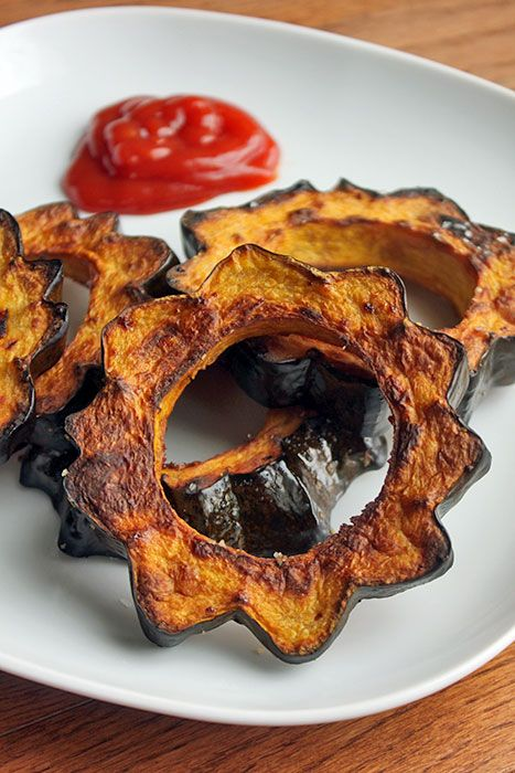 squash weightloss acorn fries appetizer aip