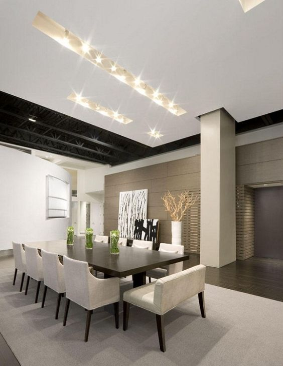 Contemporary home design Loft house and Contemporary