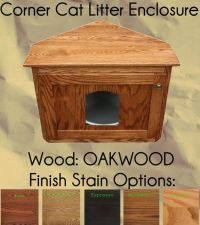 Cat litter boxes, Litter box and Furniture on Pinterest
