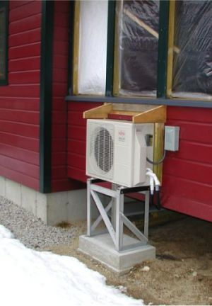 7 Tips to Get More from MiniSplit Heat Pumps in Colder Climates | Wood fuel, Popular and Editor