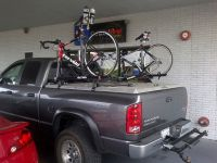 Diamondback Truck Cover with Yakima Rack   Overland ...