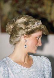 diana tiara earrings tiaras
