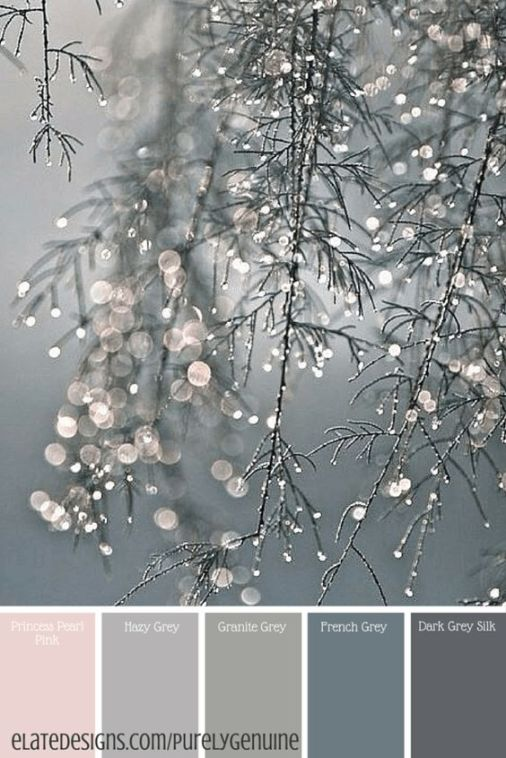 Color Palette Ideas for Your Home - purelygenuine: