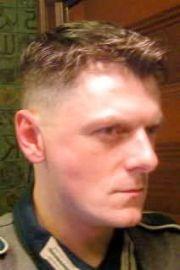 wwii era men's hairstyles pretty