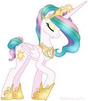 princess celestia little pony