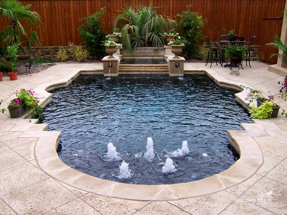 Create A Unique And Stylish Spool Pool For Your Backyard
