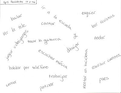 Word games, Spanish and Definitions on Pinterest