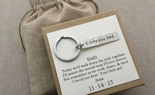 Father Of The Bride Or Father S Day Gift Ideas Unique