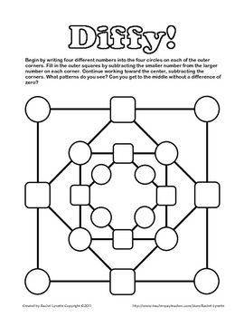 Math games, Math and Integers on Pinterest
