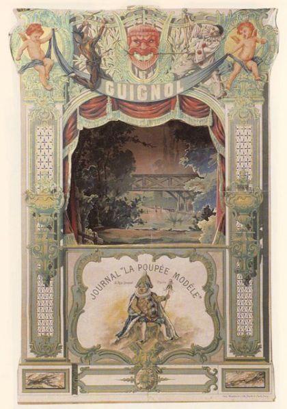 Guignol Toy Theatre:
