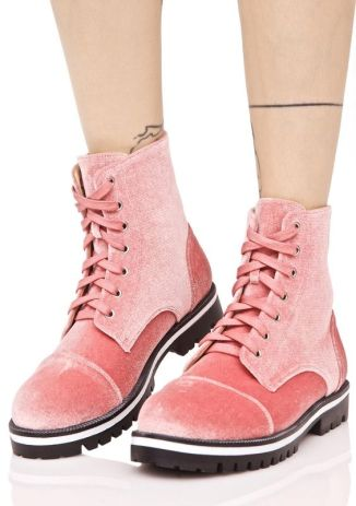 https://www.dollskill.com/rose-velvet-combat-boots.html