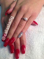 long nails acrylic perfect