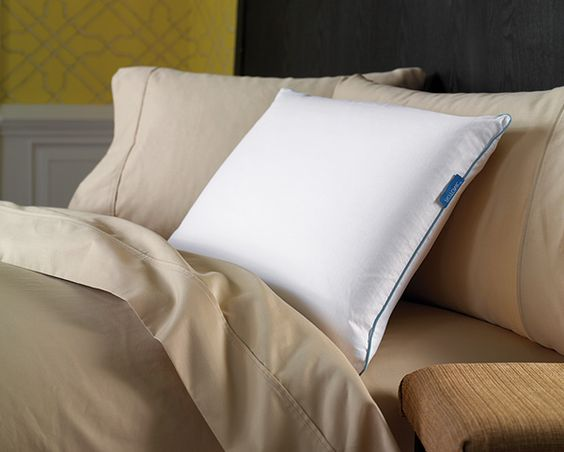 Isotonic IsoCool Visco Memory Foam Pillow  belkcom