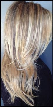 dirty blonde highlights and lowlights