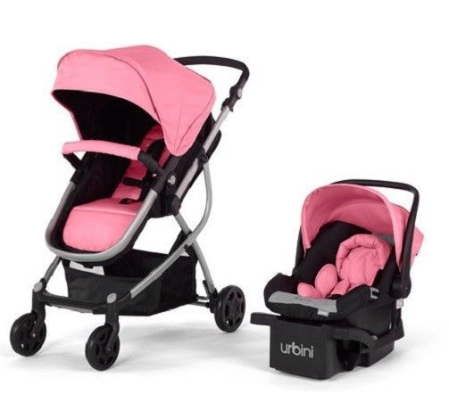 Baby Strollers Urbini Omni 3