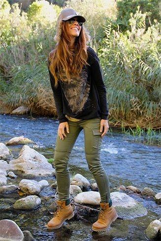 Green Cargo Pants | #Fashion #Apparels #GreenPants: