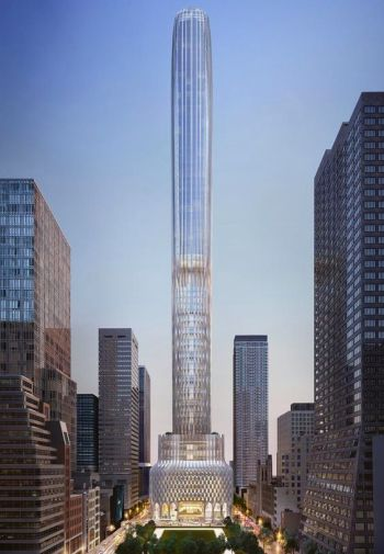 rendering of 666 5th Avenue