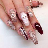 baggesnaglar | Single Photo | Instagrin | Nail designs ...