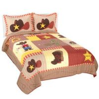 Little Cowboy Boys Bedding ideas | Bedding and Comforter ...