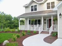 Front porches, Porches and Landscaping on Pinterest