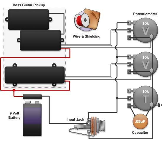 yamaha bass wiring diagram  center wiring diagram mind