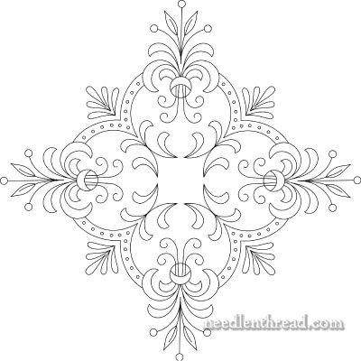 Hand embroidery, Design and Bead embroidery patterns on