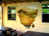 Simple Painting Wall Murals Design Ideas - Best Wall ...