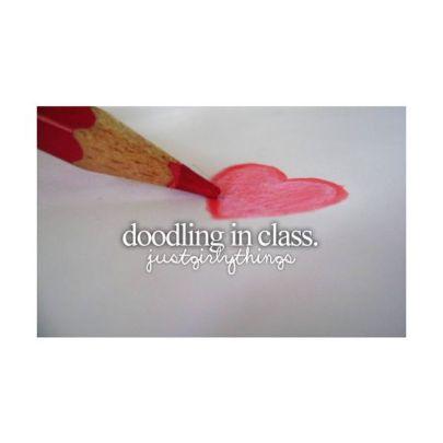 #justgirlythings: