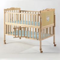 Baby cradles, Natural wood and Swings on Pinterest
