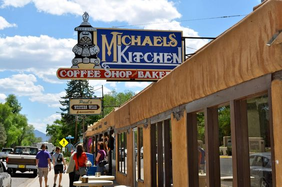 Michaels Kitchen Taos New Mexico Best Green Chile
