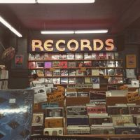 Vinyls, Vinyl records and Vinyl record store on Pinterest