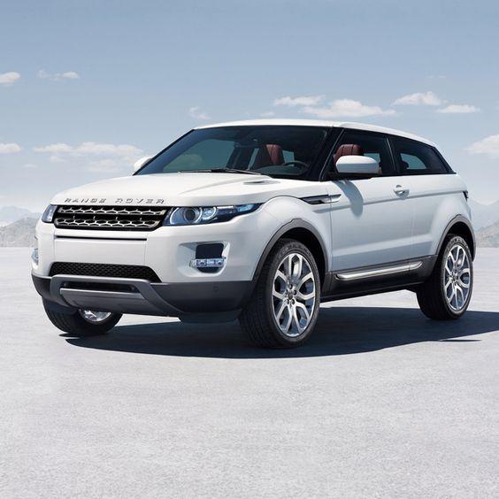 Range Rovers Range Rover Evoque And Ranges On Pinterest
