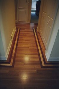 hardwood borders | Hallway Border | Seabaugh's Custom ...