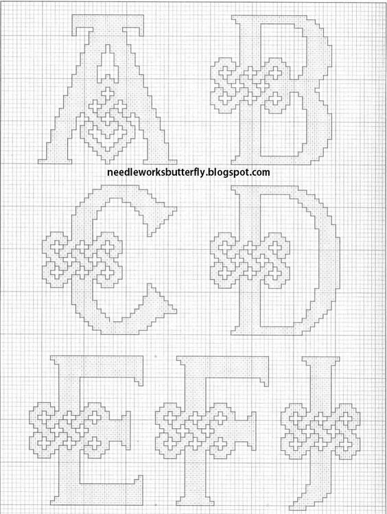 Nice, Stitches and Celtic on Pinterest