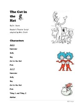 Readers theater, Theater and Scripts on Pinterest