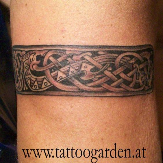 Tribal tattoos Google and Celtic on Pinterest