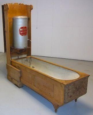 Modern Bathroom Design Mosely Folding Bath Tub Bathtub Original Model